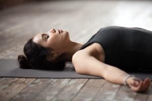 women doing Yoga Poses For Better Sleep