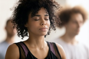 women doing Daily Mindfulness Practices