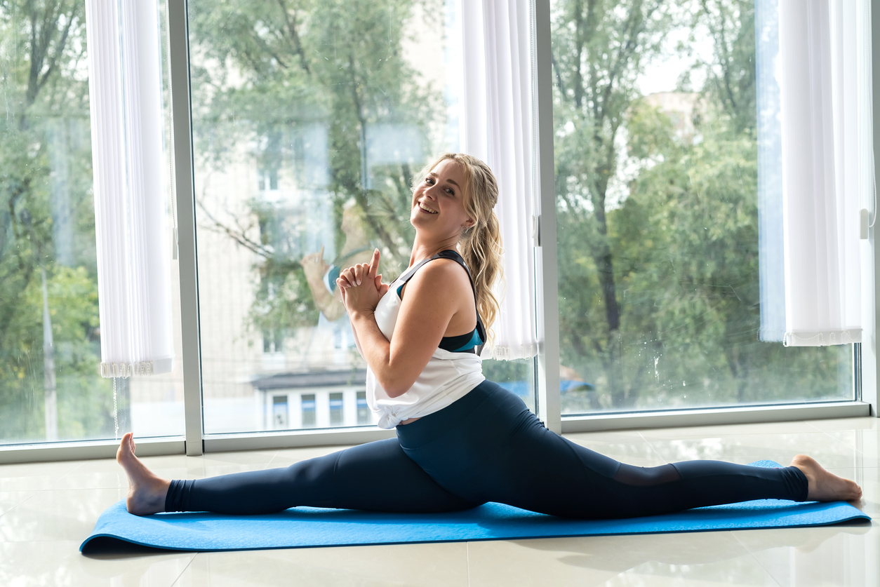 7 Yoga Poses For Stress Relief