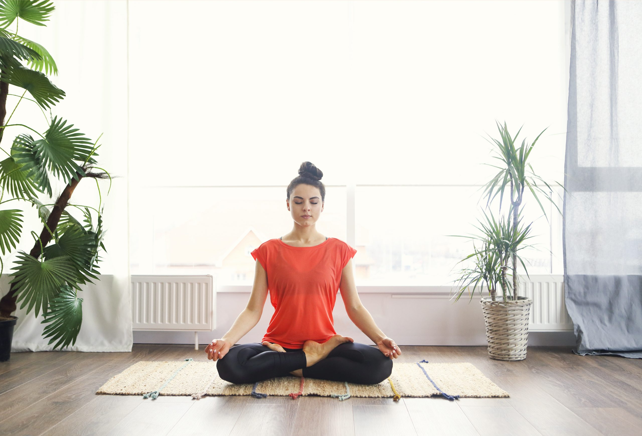 Yoga For Anxiety And Depression: 4 Yoga Poses To Uplift You
