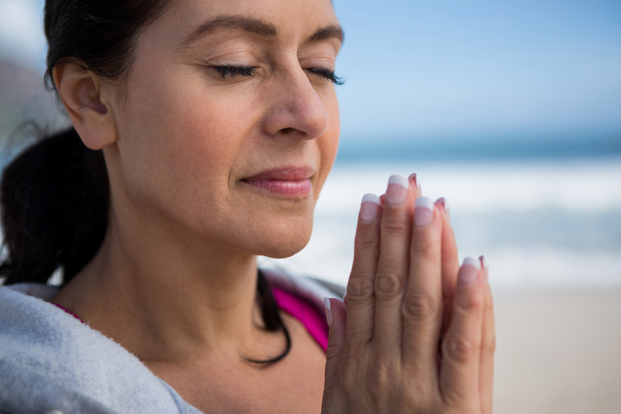 How To Stay Centered During Stressful Times