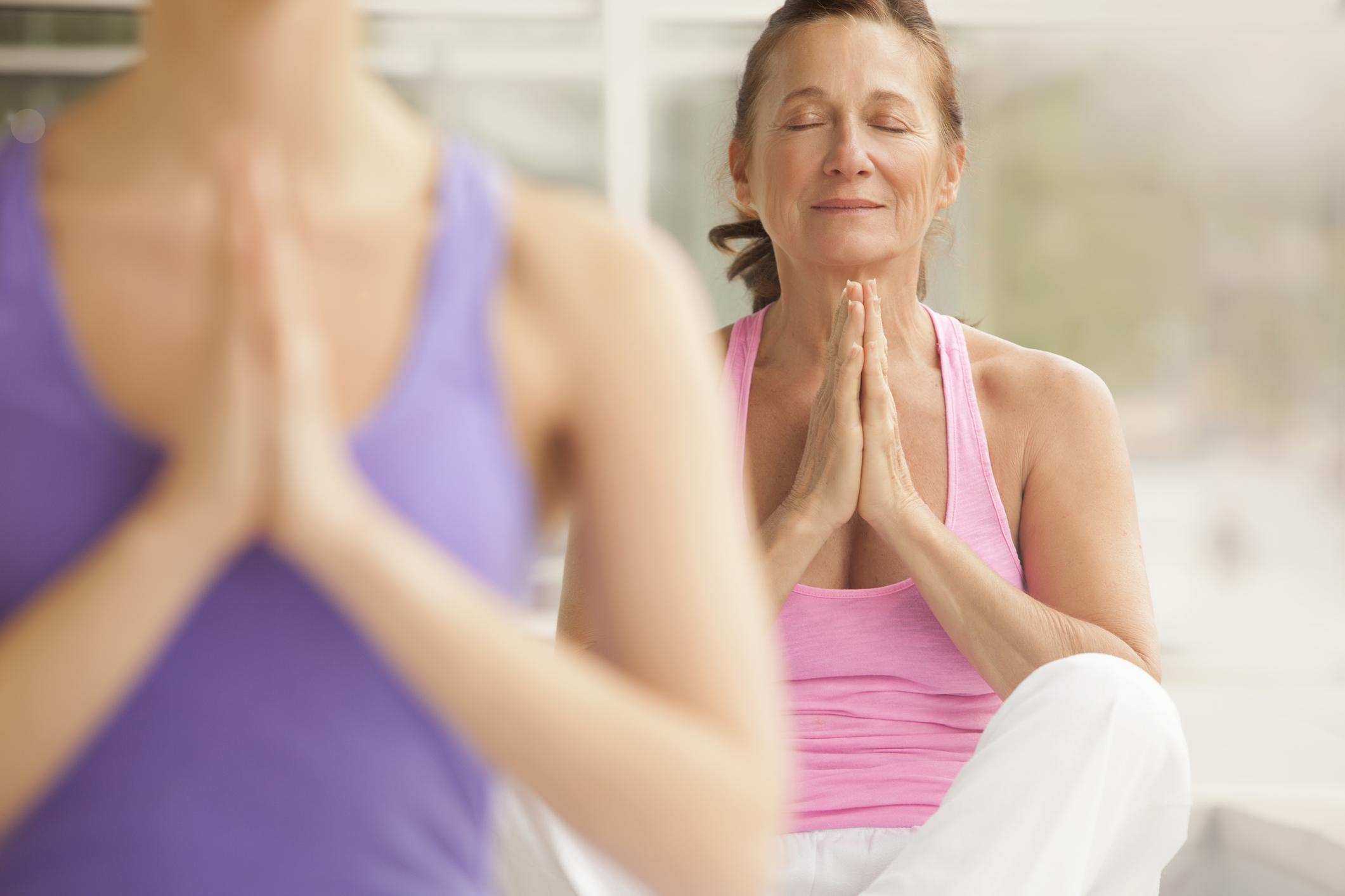 A Home Yoga Practice for Respiratory Wellness
