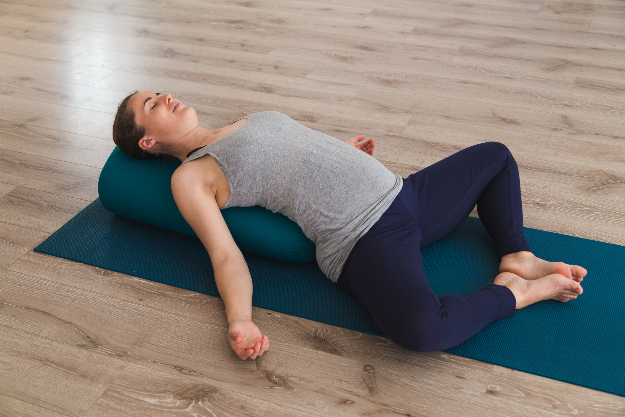 Relaxation in One Yoga Pose: A Step-by-Step Guide