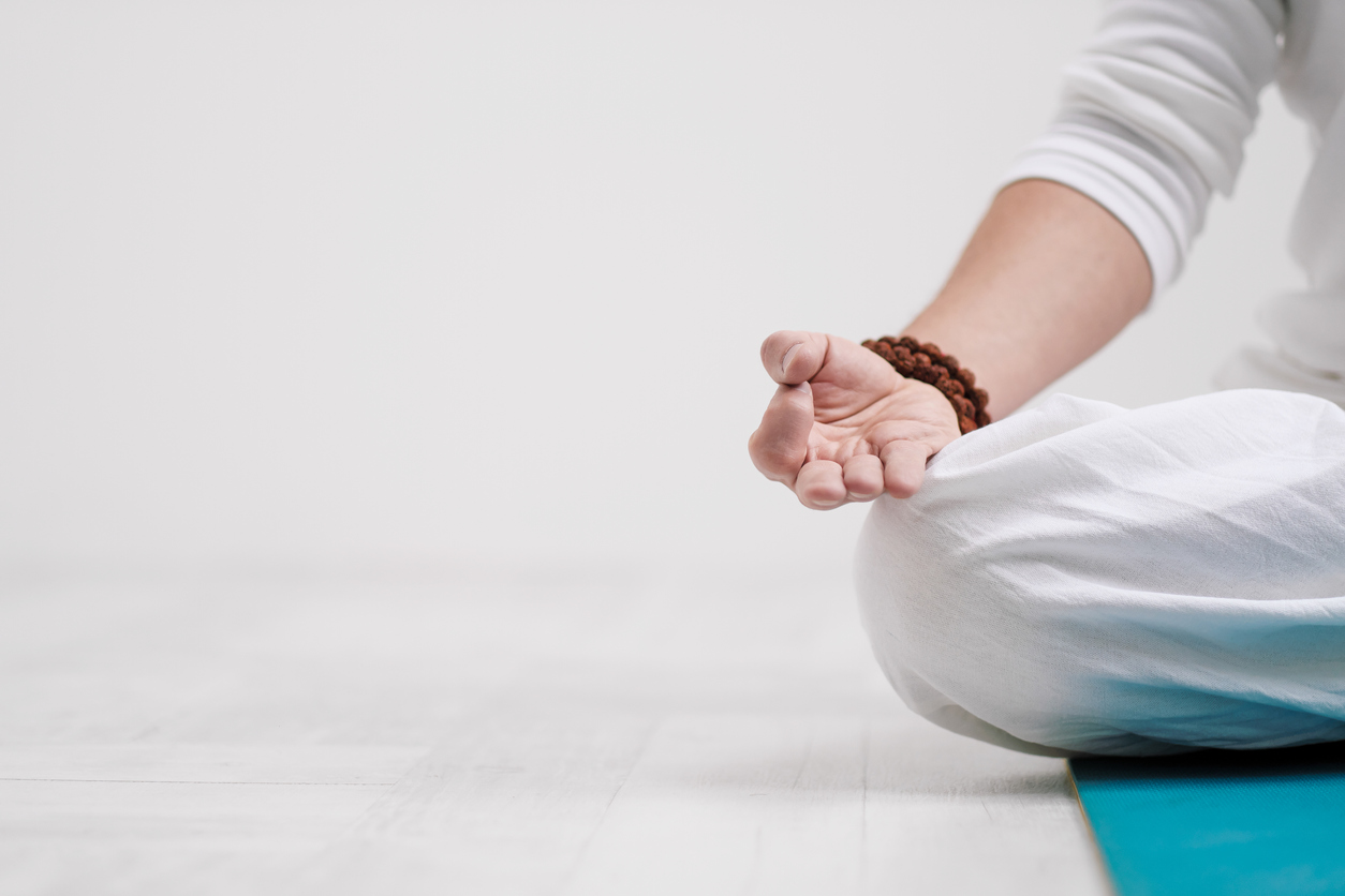 A Yoga Flow for Balance and Soothing
