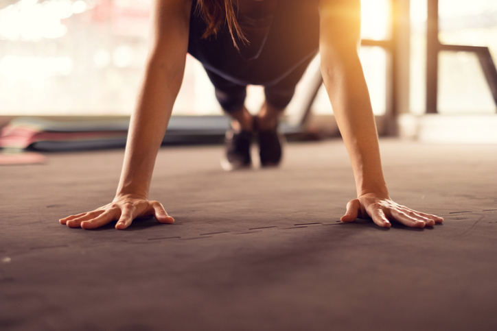 5 Yoga Poses For Core Strength