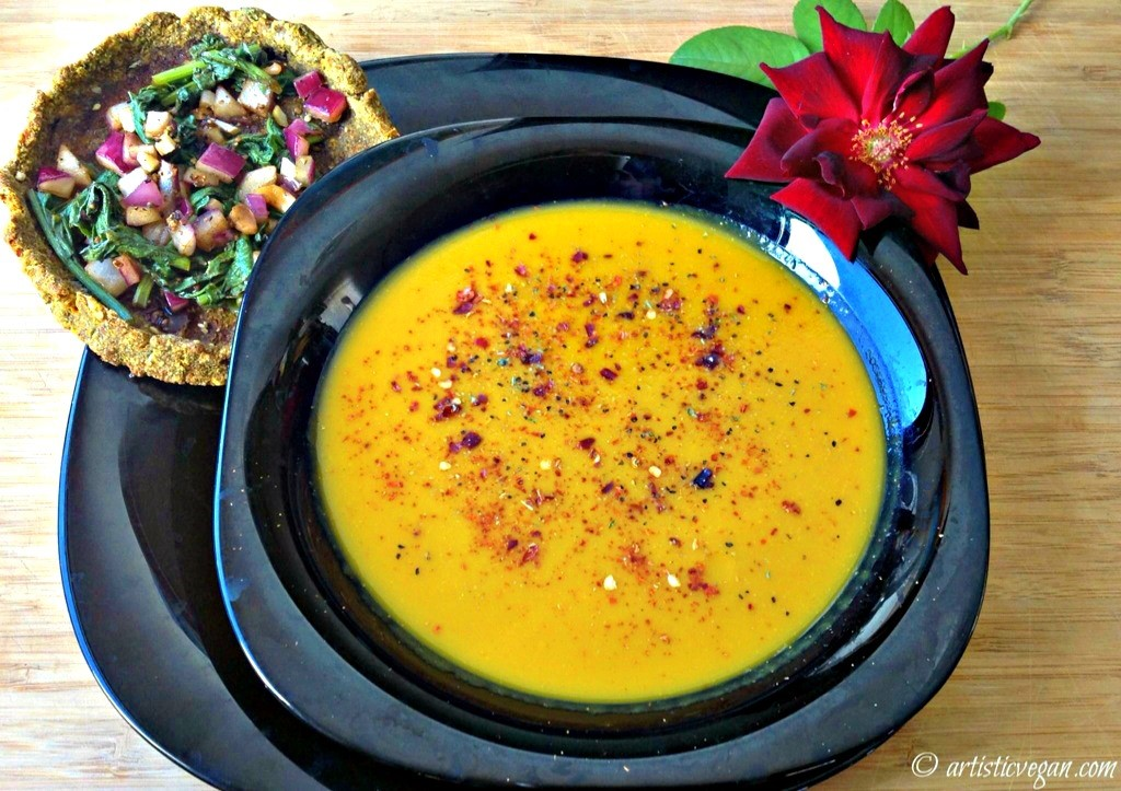 Easy Vegan Soup Recipes 20 Minutes For Fall - Yoga