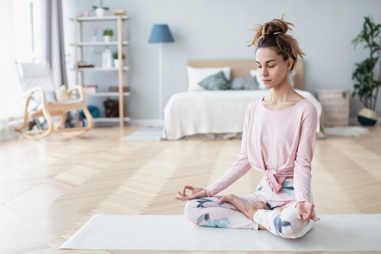 ​A Home Yoga Practice for Respiratory Wellness