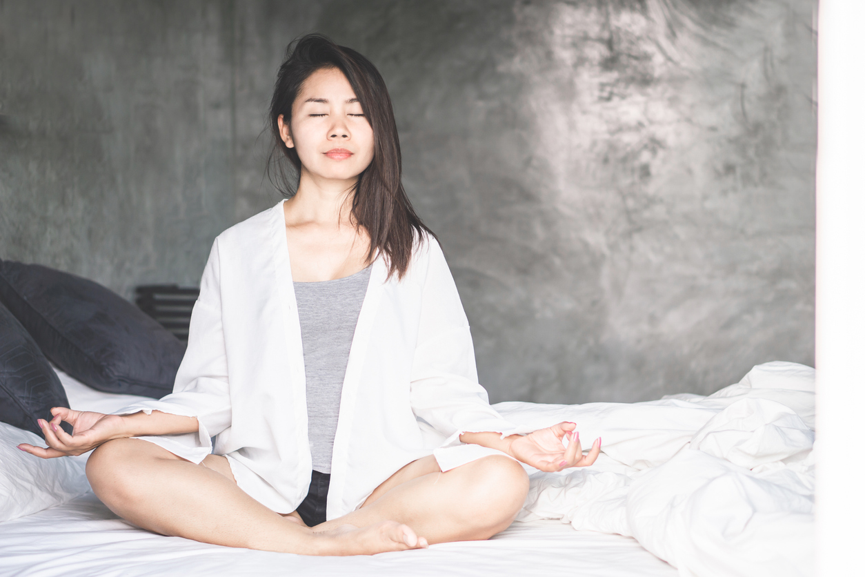 Pranayama for Anxiety and Stress Relief