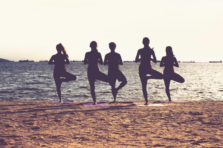 6 Creative Places To Teach Yoga