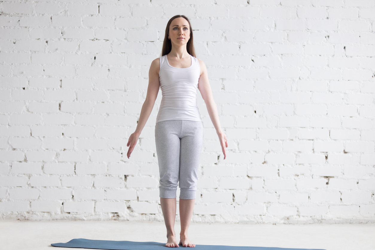 Developing The Foundation Of Your Yoga Practice With Tadasana