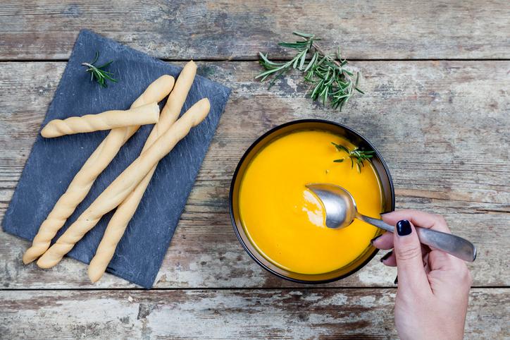 2 Simple Vegan Soup Recipes For Fall