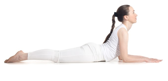 Sphinx Yoga Poses For Lower Back Relief